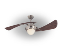 Savoy House Antique Copper Mission Ceiling Fan | Overstock.com