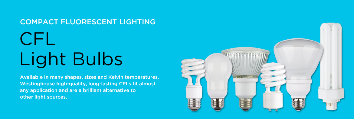 Cfl Bulbs Compact Fluorescent Lighting
