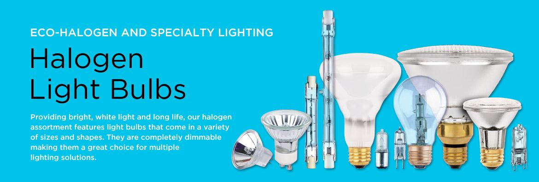 Halogen Bulbs Halogen Lamps Halogen Lighting