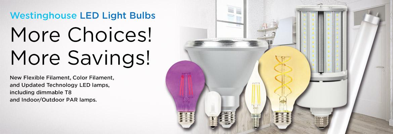 led filament colored bulbs