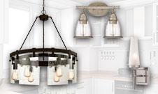 New Indoor Light Fixtures