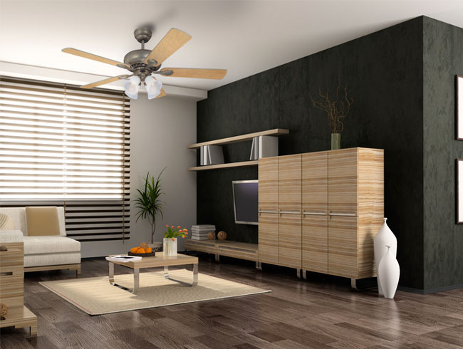 How to select the right size for every room for Ceiling fan size for room
