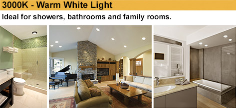 Select A Color Temperature Thats Right For Your Room