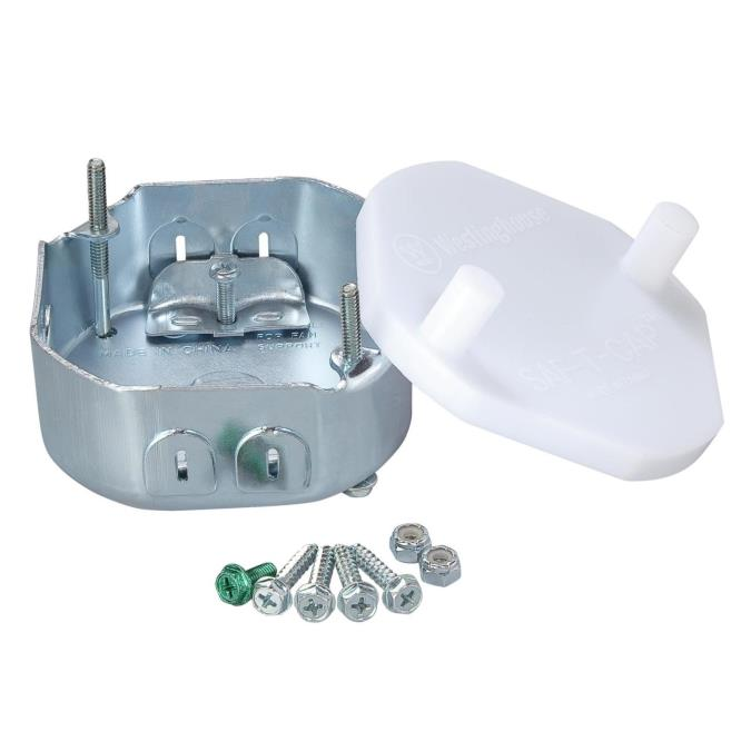 ANG0102011 SAF-T-BOX FIXTURE SUPPORT BOX, WESTINGHOUSE