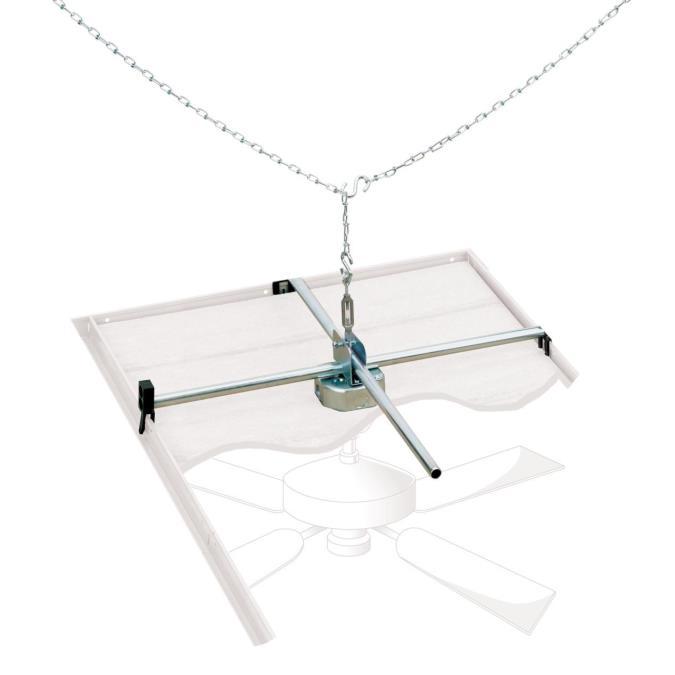 Saf-T-Grid with 1-1/2 Inch Deep Box
