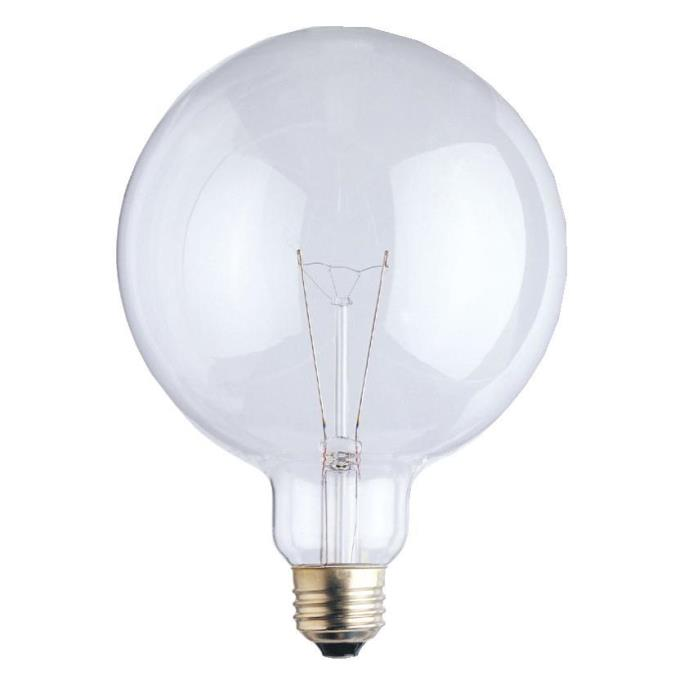Westinghouse G40 60 Watt Medium Base Incandescent Lamp