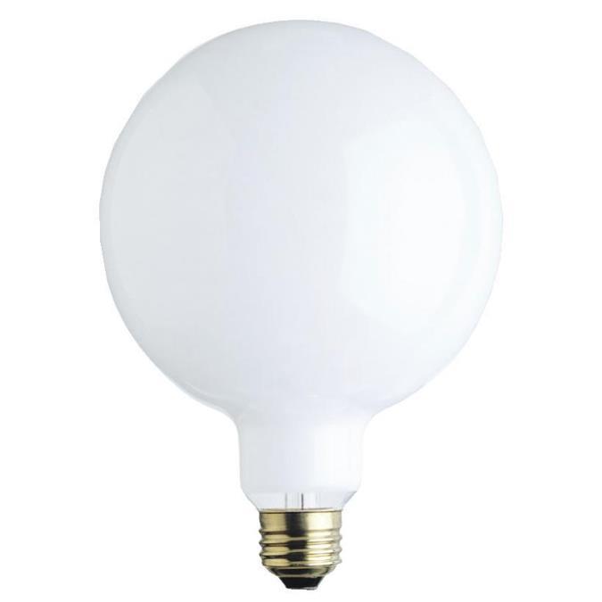 westinghouse g40 100 watt medium base incandescent lamp. Black Bedroom Furniture Sets. Home Design Ideas