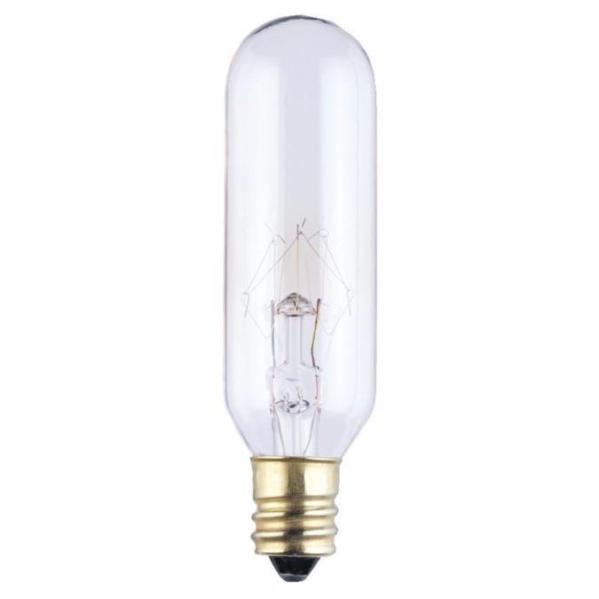 1500 Hour 190 Lumen Westinghouse Lighting 120 Volt Clear Incand T6 Light Bulb Westinghouse 0322000 25 Watt