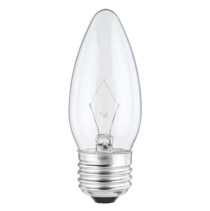 Westinghouse B11 40 Watt Medium Base Incandescent Lamp
