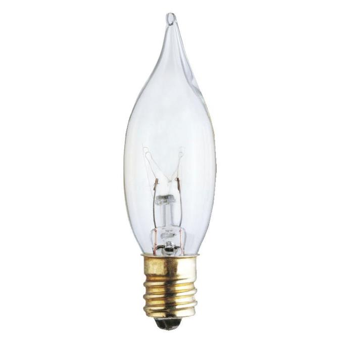 Westinghouse Cst6 15 Watt Candelabra Base Incandescent Lamp