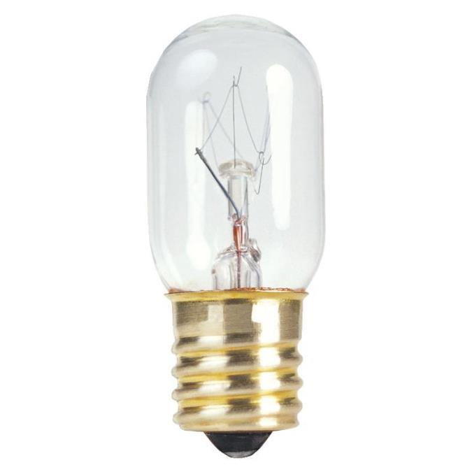 Westinghouse T7 15 Watt Intermediate Base Incandescent Lamp