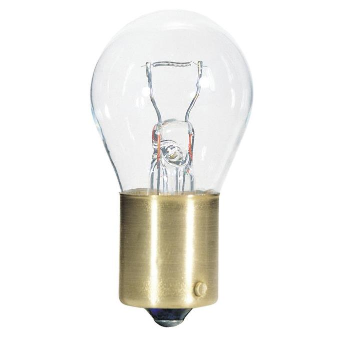 Westinghouse S8 12 Watt S C Bayonet Base Incandescent Lamp