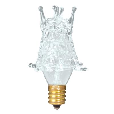 Westinghouse Star 7 Watt Candelabra Base Incandescent Lamp