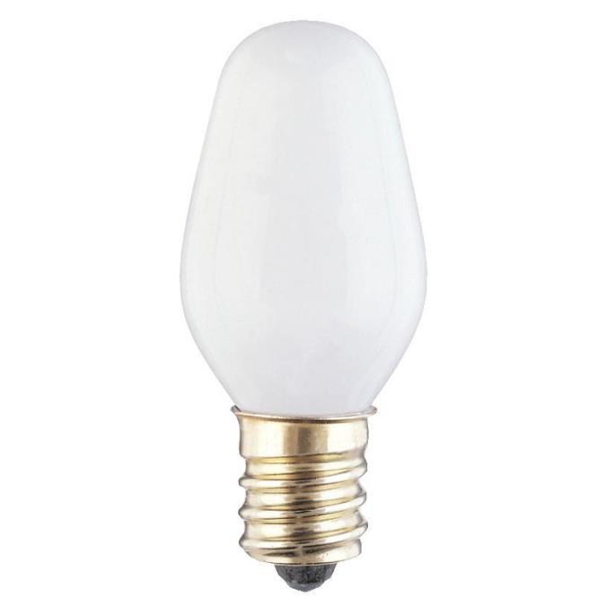 Westinghouse C7 4 Watt Candelabra Base Incandescent Lamp