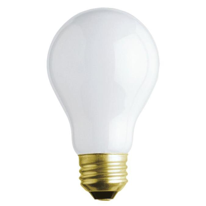Westinghouse a19 watt medium base incandescent lamp 3 way light bulbs