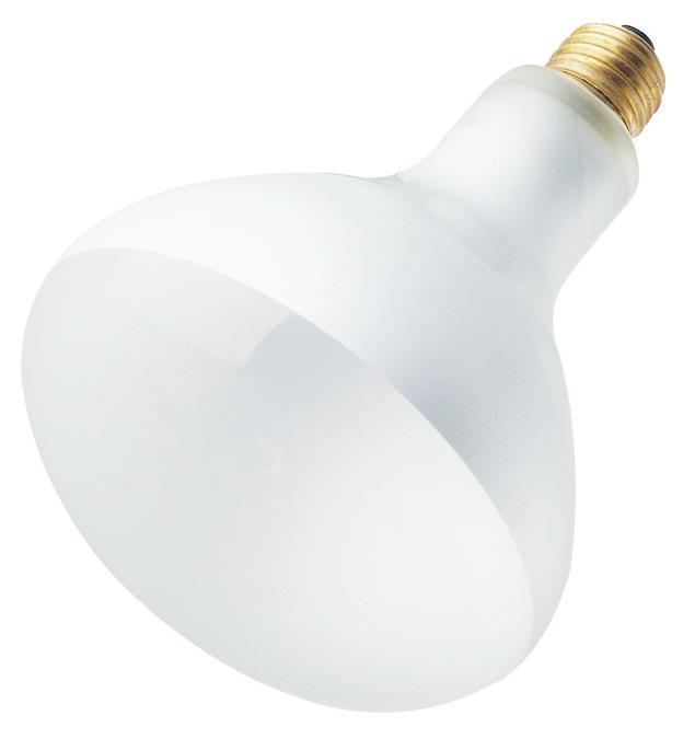 westinghouse br40 65 watt medium base incandescent lamp. Black Bedroom Furniture Sets. Home Design Ideas
