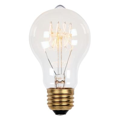 60 Watt A Shape Timeless Vintage Inspired Bulb