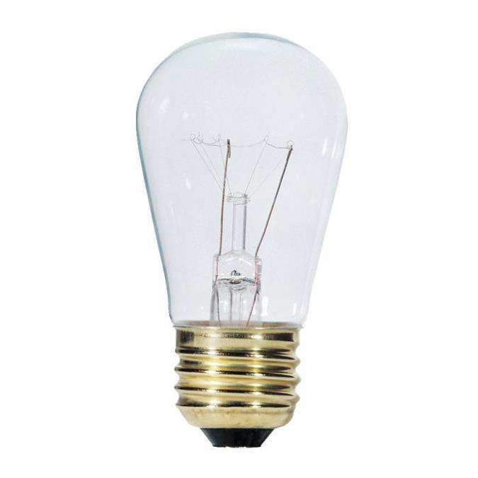 Westinghouse S14 11 Watt Medium Base Incandescent Lamp