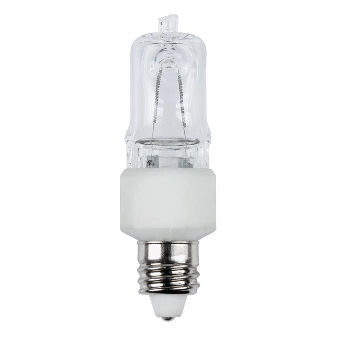 Westinghouse T4 50 Watt E11 Mini Can Base Halogen Lamp