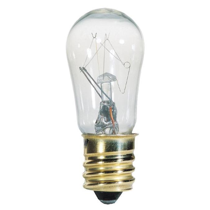 Westinghouse S6 6 Watt Candelabra Base Incandescent Lamp