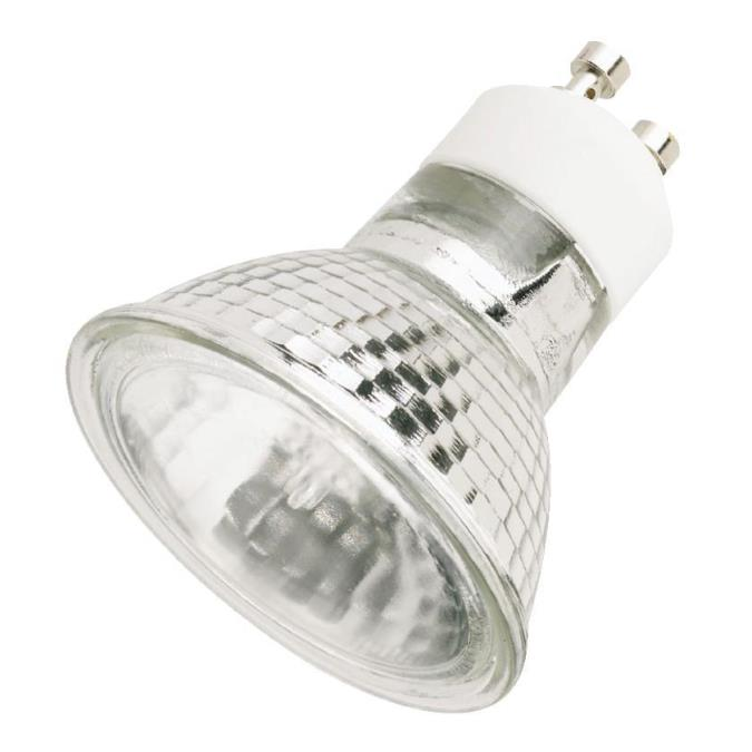 Q75mr16em Mr16 Halogen Light Bulb: Westinghouse MR16 50 Watt GU10 Base Halogen Lamp