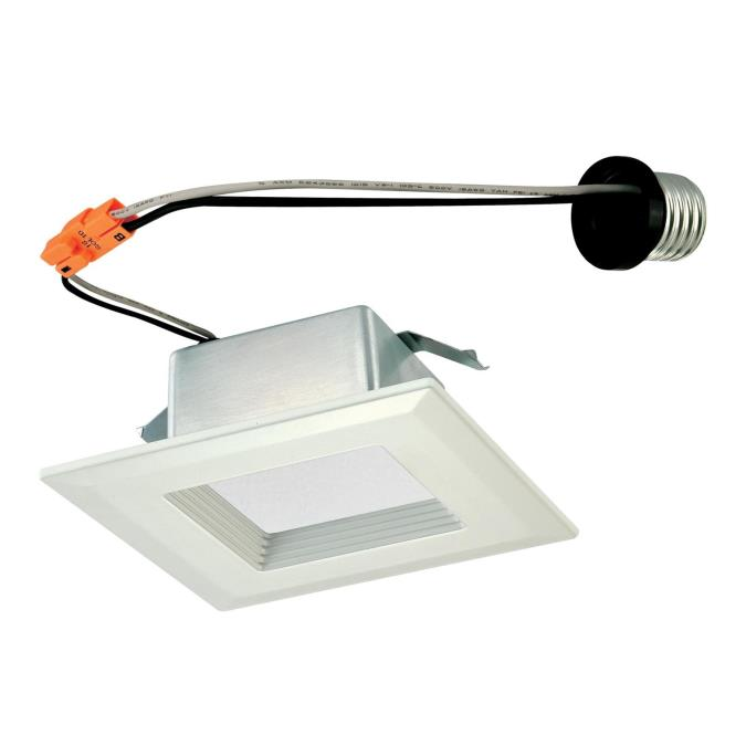 Westinghouse 4 Inch Square Recessed Led Downlight 10 Watt