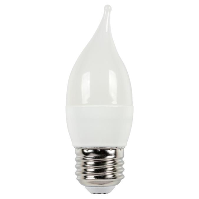Westinghouse 40w Equivalent Bright White Omni A19 Led: Westinghouse C11 5-Watt (40 Watt Equivalent) Medium Base