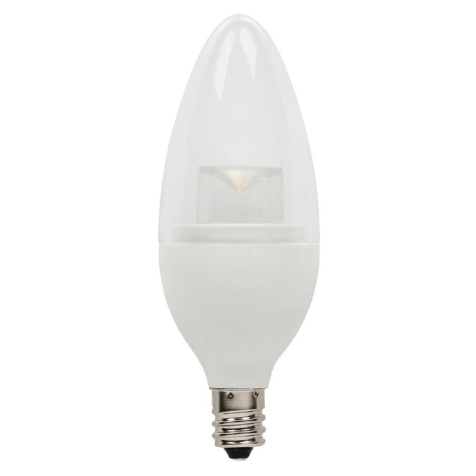 Brightest Led Candelabra Bulb: Westinghouse B11 2.8-Watt (25 Watt Equivalent) Candelabra