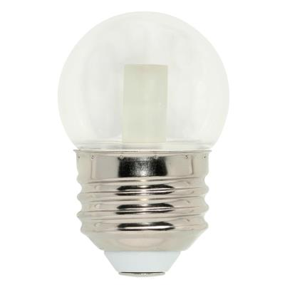 1 Watt (7.5 Watt Equivalent) S11 LED Light Bulb