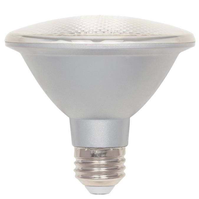 10 Watt PAR30 Short Neck Flood Dimmable Indoor/Outdoor LED Light Bulb by Westinghouse
