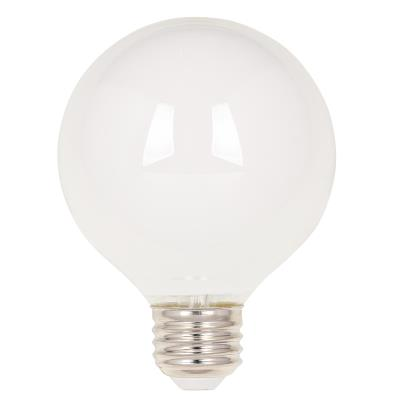 6.5 Watt (60 Watt Equivalent) G25 Dimmable Filament LED Light Bulb