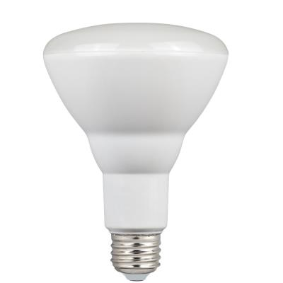 9 Watt (65 Watt Equivalent) BR30 Flood Dimmable LED Light Bulb, ENERGY STAR