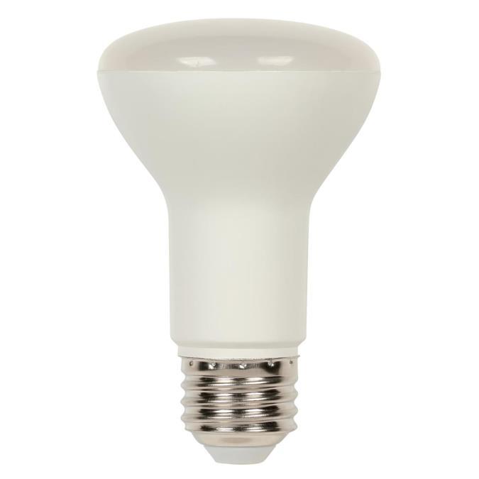 Led Flood Light Bulb Sizes: Westinghouse R20 Flood 6-1/2-Watt (50 Watt Equivalent