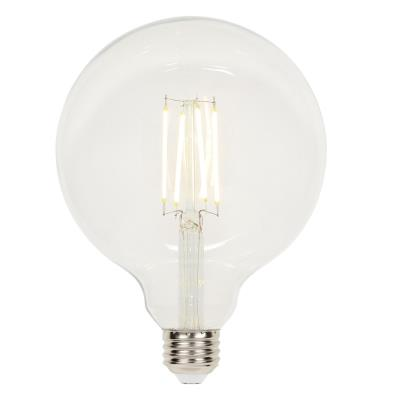 6.5 Watt (60 Watt Equivalent) G40 Dimmable Filament LED Light Bulb