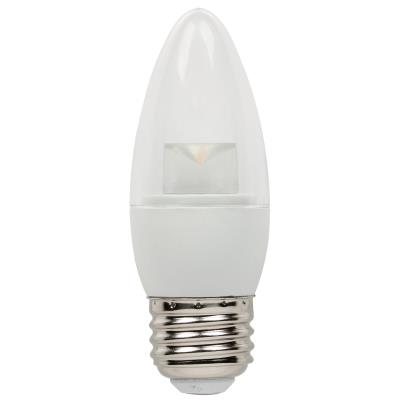 4-1/2 Watt (40 Watt Equivalent) B11 Dimmable LED Light Bulb, ENERGY STAR