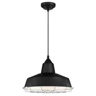 Academy One-Light Dimmable LED Indoor Pendant