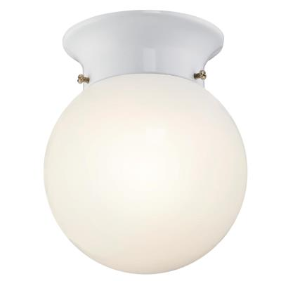 5-13/16-Inch Dimmable LED Indoor Flush Mount Ceiling Fixture, ENERGY STAR