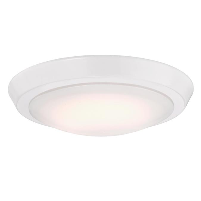 Westinghouse 11-Inch Dimmable LED Indoor Flush Mount Ceiling Fixture ...