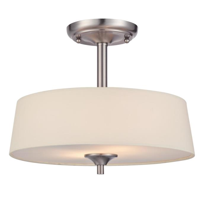 Westinghouse Parker Mews Two-Light Indoor Semi-Flush