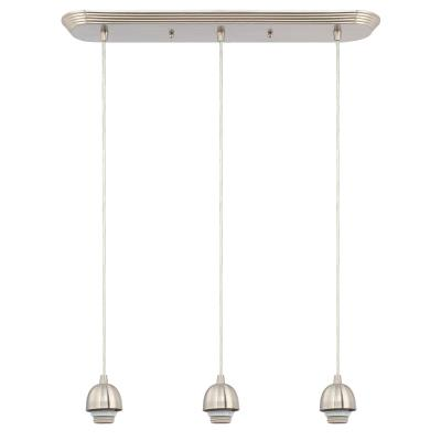 Three-Light Indoor Mini Pendant