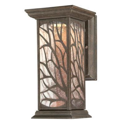 Glenwillow One-Light LED Outdoor Wall Lantern