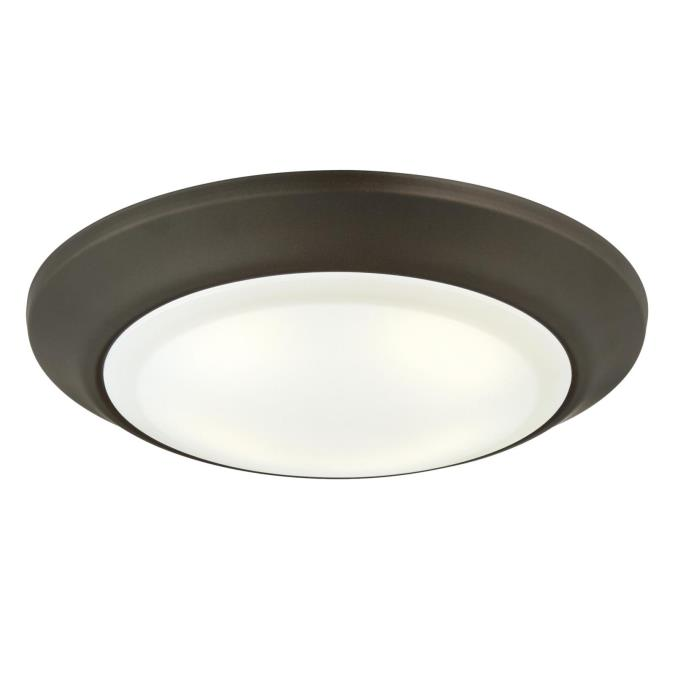 Westinghouse Large LED Indoor Outdoor Surface Mount Ceiling Fixture Oil Rubb