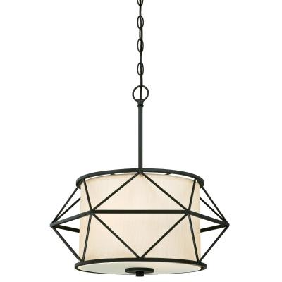 Two-Light Indoor Pendant