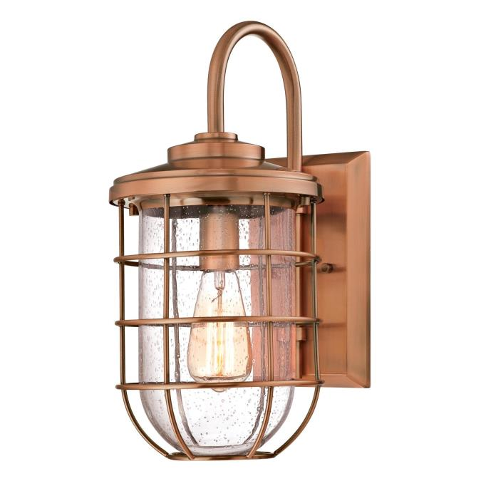 Westinghouse Ferry One-Light Outdoor Wall Fixture, Washed