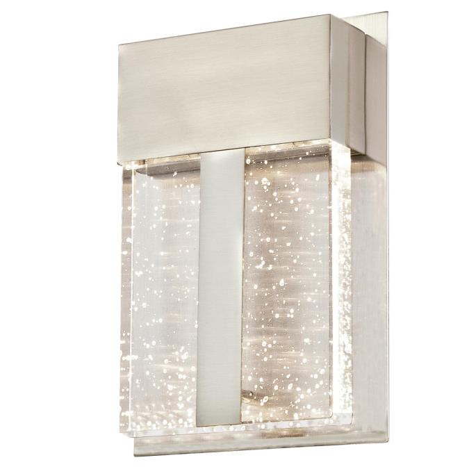 Cava Ii One Light Led Outdoor Wall Fixture