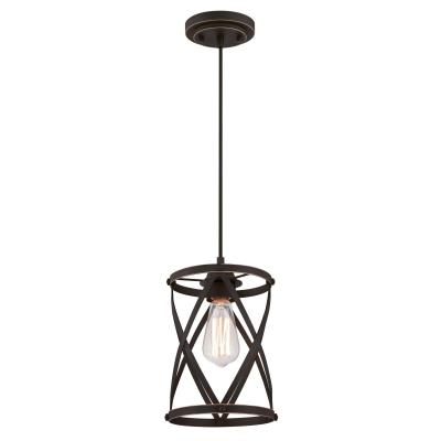 Isadora One-Light Indoor Mini Pendant