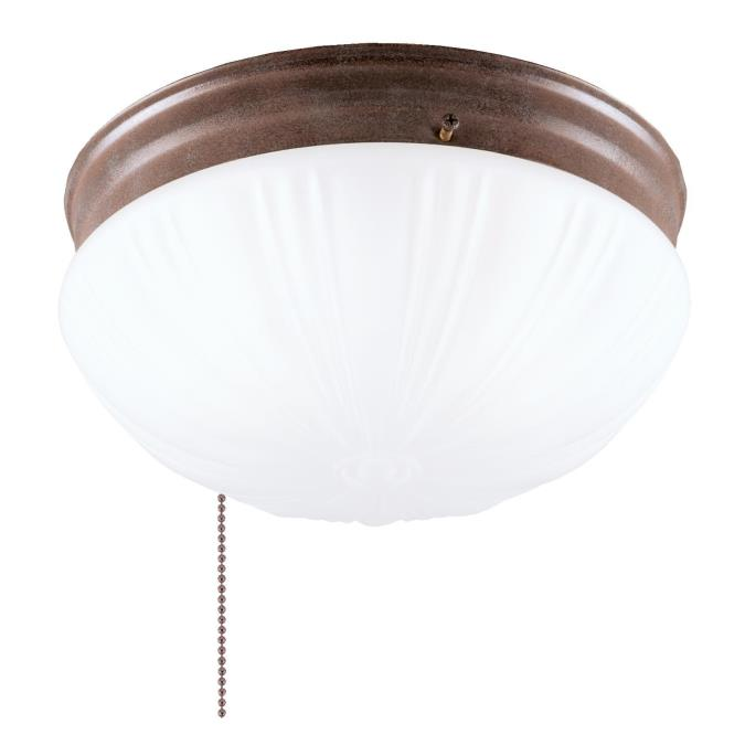 Westinghouse Two-Light Flush-Mount Interior Ceiling ...