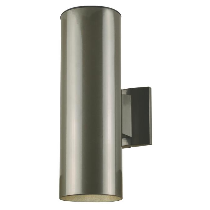 Westinghouse Two Light Outdoor Wall Fixture With Up And