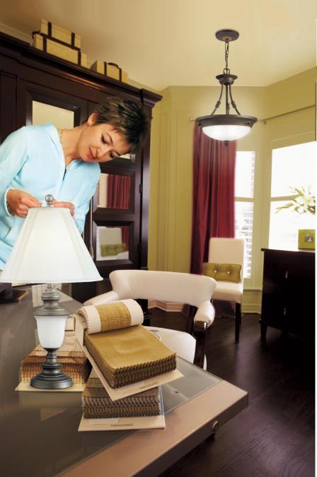 Westinghouse Brushed Nickel Finish Ball Lamp Finial