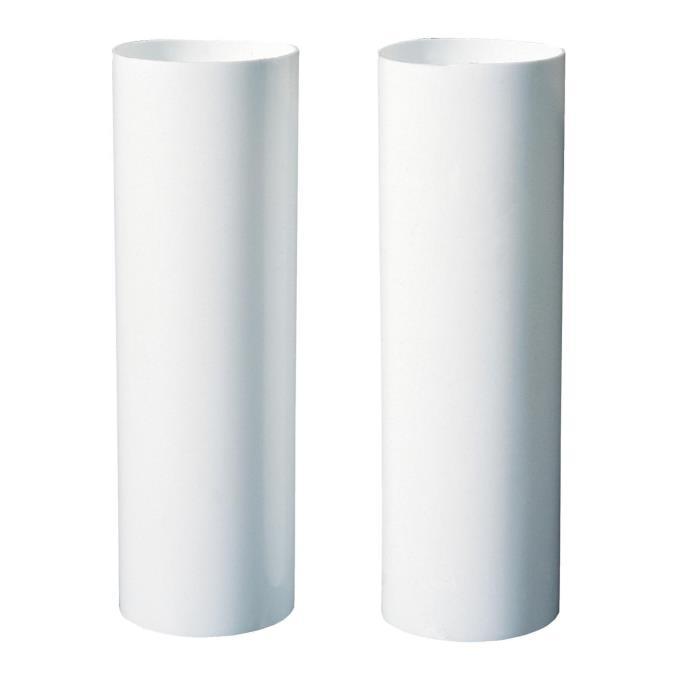 Westinghouse 4 Inch Medium Base Candle Socket Cover Set